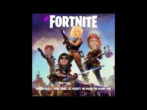 Murda Beatz - Fortnite (ft. Yung Bans, Ski Mask The Slump God & Lil Yachty)