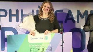 В конкурсе стартапов GenerationS победила революционная разработка лекарства от рака(Названа тройка победителей программы GenerationS. Это акселератор технологических стартапов, лучшим из которых..., 2015-12-16T05:25:12.000Z)