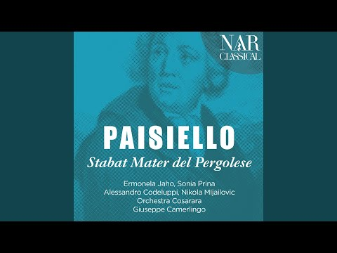 Stabat Mater, P. 77: I. Stabat Mater dolorosa (Arr. by Giovanni Paisiello)