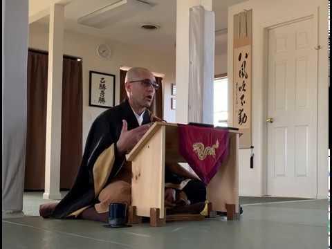 Zen Dharma Talk - Hekiganroku Case 86