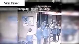 Most Shocking CCTV Viral Videos Around The World 2017