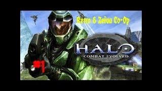 Retro & Zeivu Co-Op - Halo: Combat Evolved #1