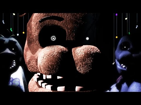 Freddy's at Five Nights 3 Good Ending