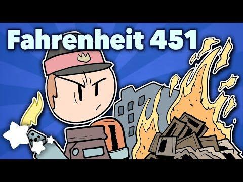 Fahrenheit 451 - Dystopias and Apocalypses - Extra Sci Fi