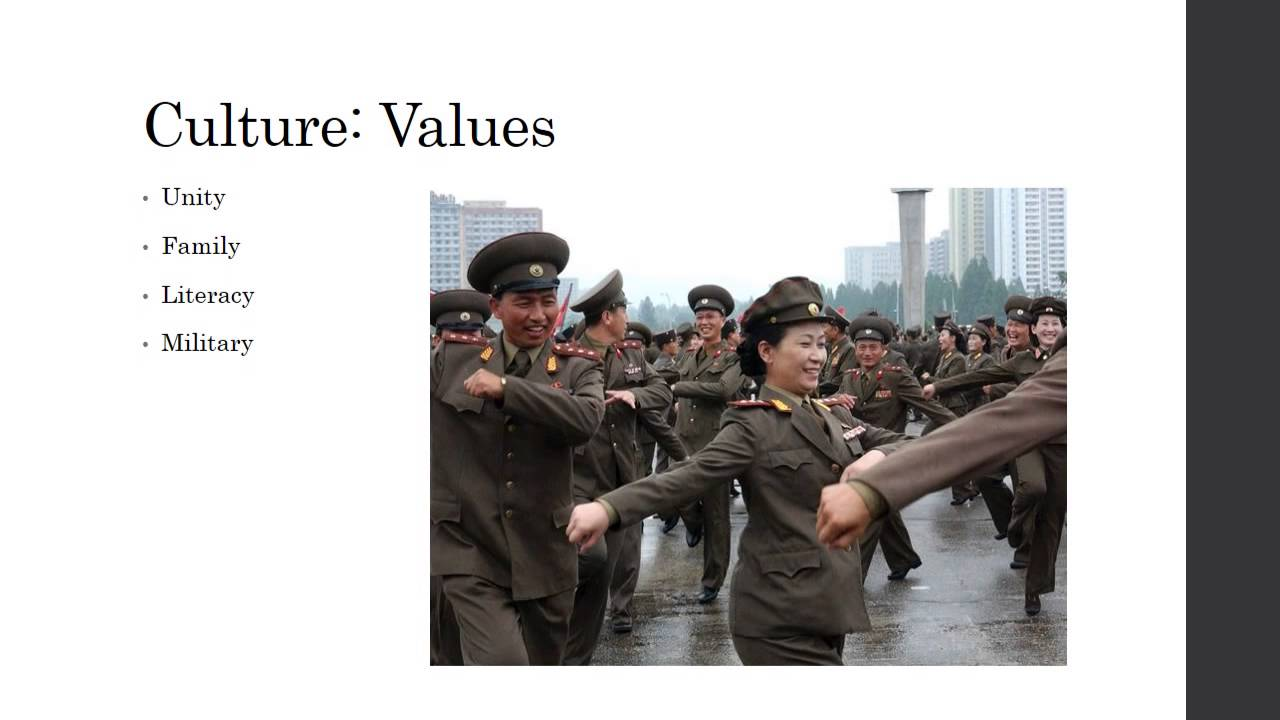 Interpersonal Communication And Culture In North Korea