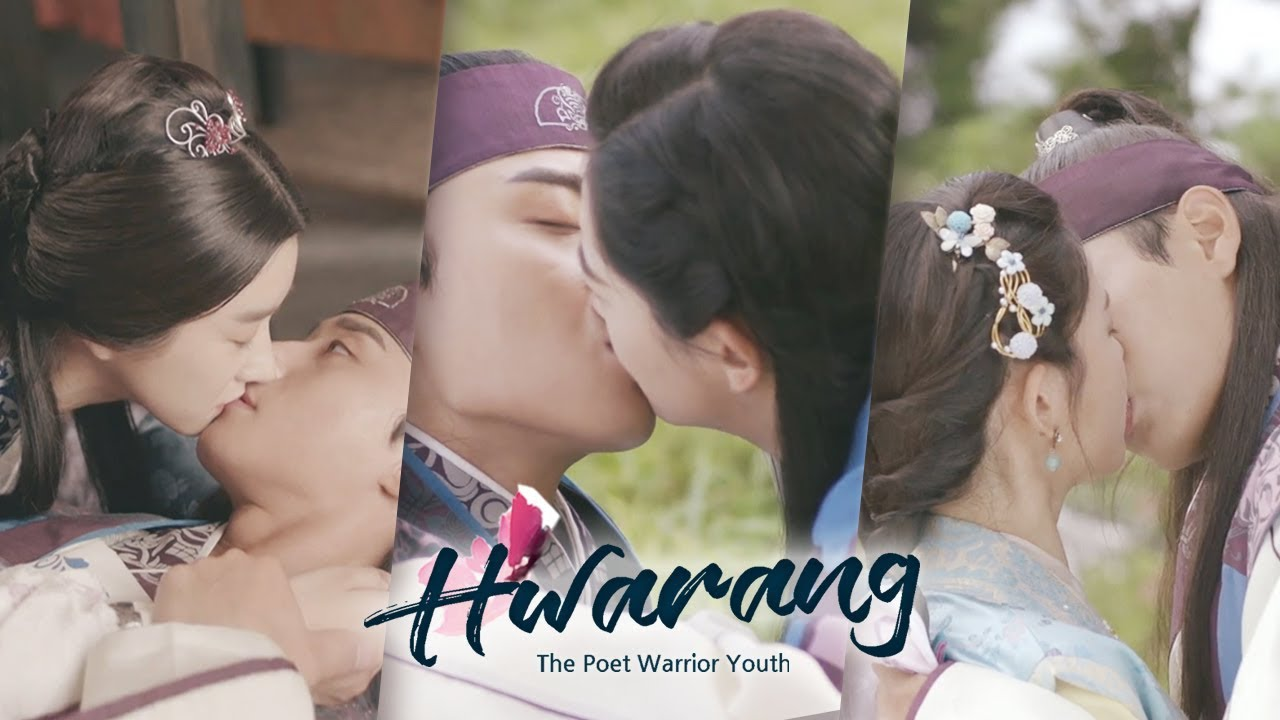 """Download The Main Characters in the Drama """"Hwarang"""" Are All Kissing Master..♥"""