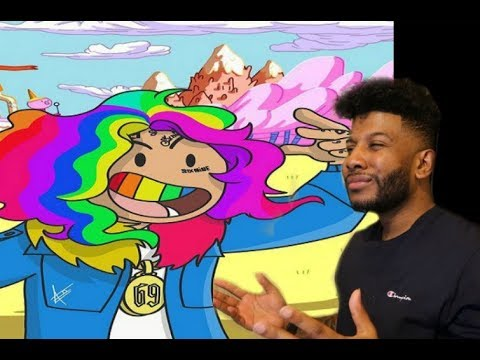 6IX9INE - Day69 (Reaction/Review) #Meamda
