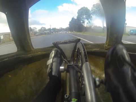 BENDIGO HPV RACE 2016 WATTLE RACING WHIPSTICK