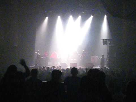 808 State - Donkey Doctor Live - O2 Academy - Glasgow - 14 May 2011