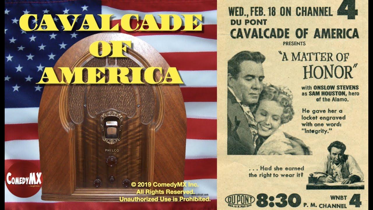 Download Cavalcade of America | Season 5 | Episode 7 | Innocent Bystander | Don Taylor | Raymond Bailey