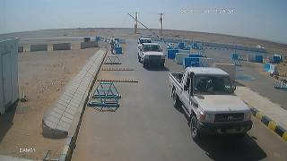 شاهد.. عسكري أردني يقتل 3 جنود أمريكيين في قاعدة عسكرية