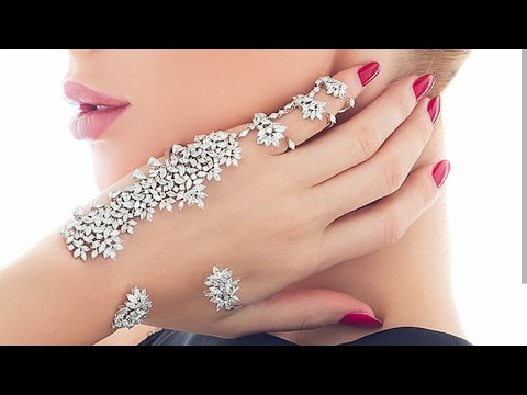 Beautiful Hand Jewellery Collection 2017 - YouTube
