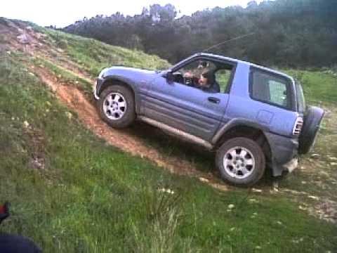 Rav4 Off Road Modifications >> rav4 offroad - YouTube