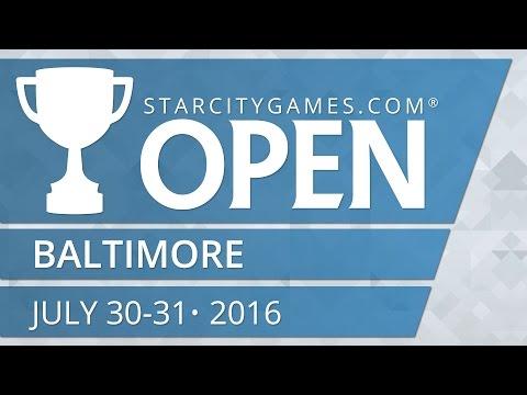 SCGBALT - Standard - Round 3 - Todd Stevens vs Josh Lewis