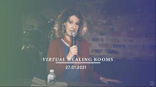 27 January 2021 || Virtual Healing Rooms