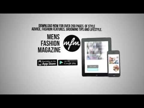 Mens Fashion Magazine Digital Edition #1 Launches | Mens Style App