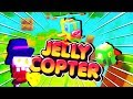 *NEW* GAME FROM MAKERS OF SUBWAY SURFERS! | Jelly Copter Mobile Gameplay
