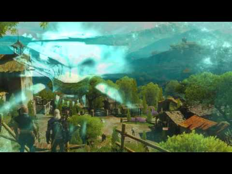 The Witcher 3: B&W OST - Welcome to Toussaint