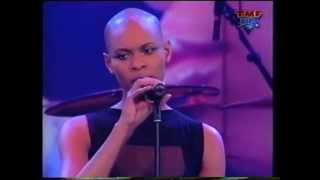 Skunk Anansie - Secretly - Live