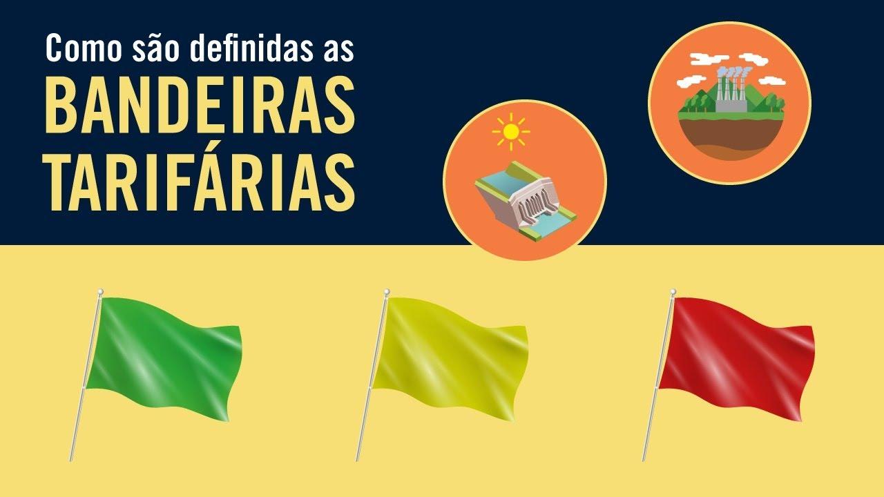 Bandeira para o mês de agosto é vermelha patamar 2