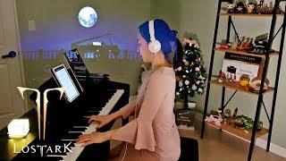 로스트아크 OST 별빛등대의섬 잔잔한 감성 힐링 피아노 연주 LOSTARK Soundtrack Piano Cover