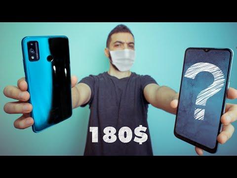 موبايلين هيحيروك تشتري ايه فيهم في الفئة الاقتصادية   مقارنة Realme 6i vs Honor 9X Lite