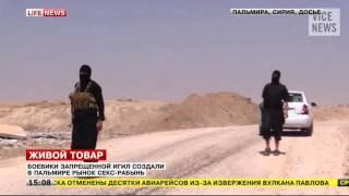 ИГИЛ наладило бизнес по продаже секс-рабынь в Пальмире