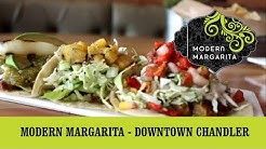 Modern Margarita in Downtown Chandler, Arizona