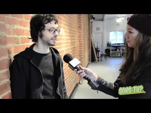 Entrevue vidéo: Philippe B lance Variations Fantômes