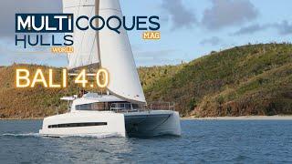 Catamaran Bali 4.0 - Test Multicoques Mag - Multihulls World