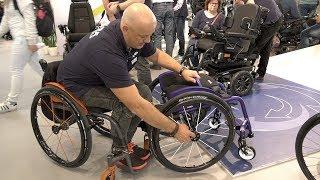 Neuer Aktiv Rollstuhl Nano Meyra
