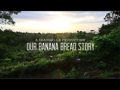 Edsa Shangri-La, Manila: Our Banana Bread Story