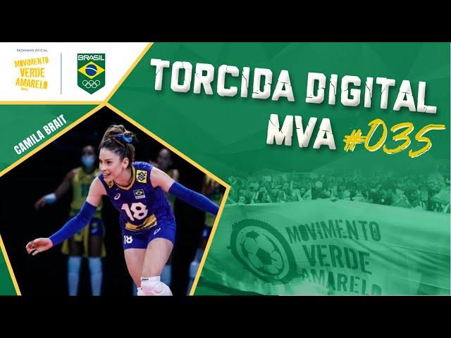 Torcida Digital MVA #035 - Tóquio 2020 - Brasil x EUA - Final Volei Feminino e Bia Ferreira no boxe!