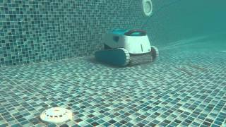Maytronics Dolphin Premium Robotic Pool Cleaner - Video Overview
