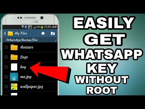 whatsapp key db extractor master download