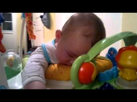 Fisher Price Precious Planet Jumperoo Warning @ 4 Mos.
