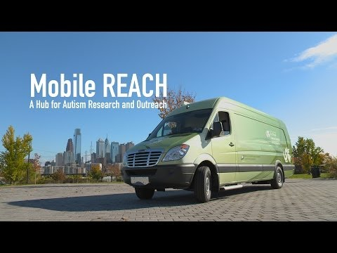 Mobile REACH- A Hub for Autism Research and Outreach