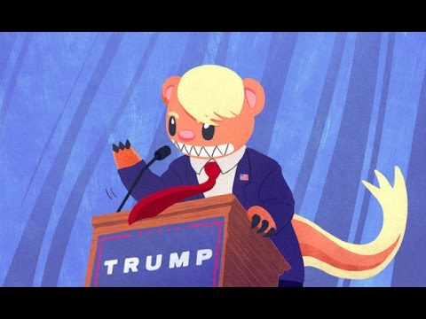New Pokemon Yungoos Is Based Off Of Donald Trump Youtube
