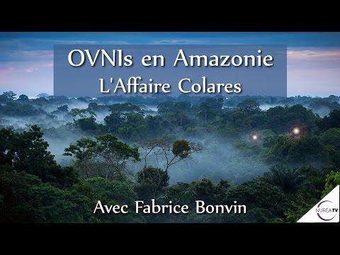 """""""OVNIs en Amazonie - L' Affaire Colares"""" avec Fabrice Bonvin - NURÉA TV"""