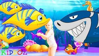 Baby Shark Kids Song