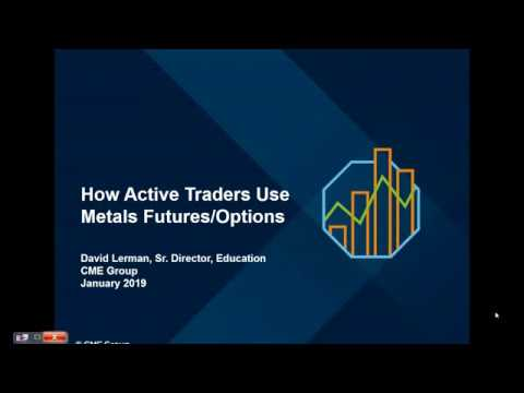 Infinity Market Spotlight: Live Gold and Silver CME Futures Trading Webinar