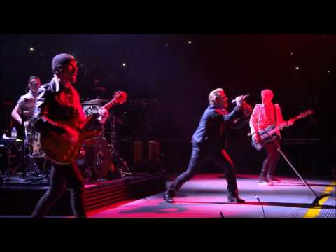 U2 The Miracle (Of Joey Ramone) Live in Paris 2015 (ProShot HD)