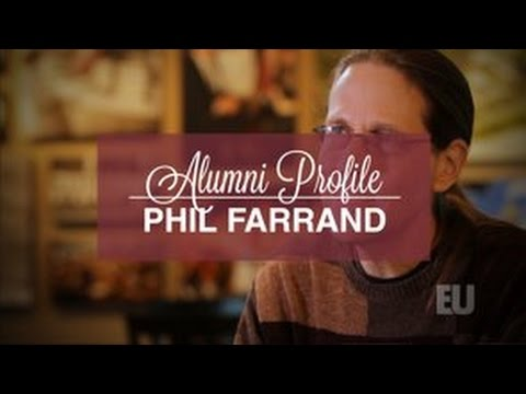 Inventor of Finale Music Notation Software - Phil Farrand