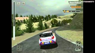 WRC The Game iPad - France Special Stage 1 Gameplay