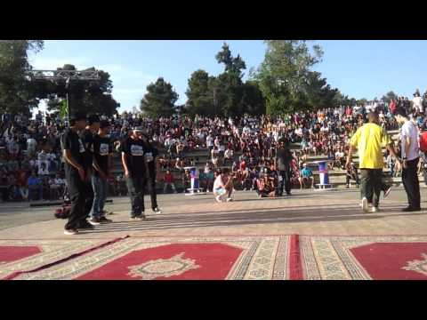 Street Arts vs Unjust Beaters Festival Maroc Street Energy - MixStyle