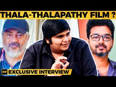 Gangster-Comedy Film with Thala Thalapathy - Karthik Subbaraj Reveals | Rajinikanth | MY 445