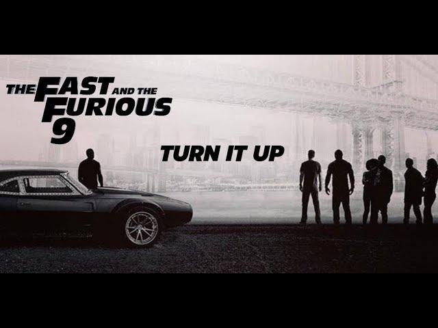 Allen G Moser - Turn It Up - 2019