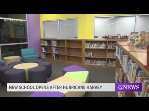 Faulk Elementary School reopens two years after Hurricane Harvey