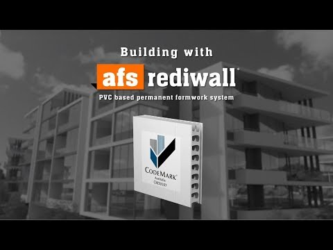 AFS Rediwall® Overview