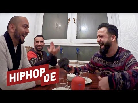 "Kianush & PA Sports: ""Desperadoz 2"", Bitcoin, Flat-Earth- & Illuminaten-Talk (Interview) #waslos"